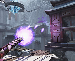 Wands by Cortopia Studios for the Oculus Quest