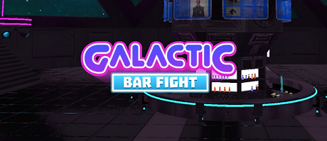 Galactic Bar Fight by Weird Kid Studios logo