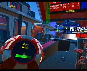 Warp League Basketball by Destructocrats for the HTC Vive and Oculus Rift