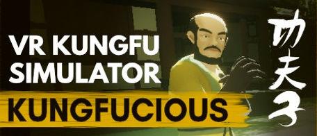 Kungfucious VR Kungfu Simulator by Gattai Games logo