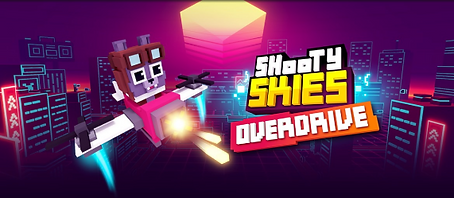 Shooty Skies Overdrive by Mighty Games Group