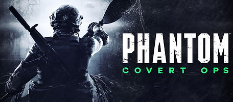 Phantom: Covert Ops by nDreams logo