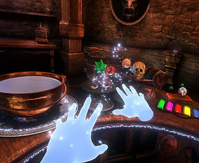 Waltz of the Wizard: Extended Edition by Aldin Dynamics for the Oculus Quest 2 and Oculus Quest platforms