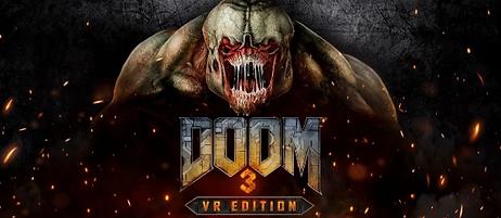Doom 3 VR Edition by Arciact logo