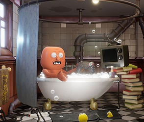 Trover Saves the Universe by Squanch Games for the Oculus Quest