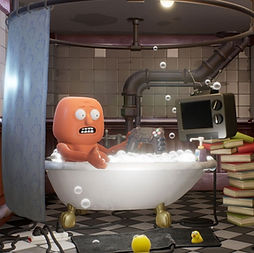 Trover Saves the Universe by Squanch Games for the PlayStation VR