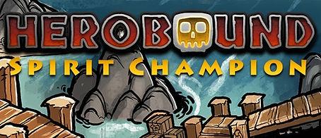 Herobound Spirit Champion by Gunfire Games logo