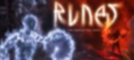 Runes The Forgotten Path by StormBorn Studio logo