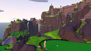 Walkabout Mini Golf by Might Coconut for the Oculus Quest 2 and Oculus Quest platforms