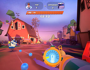 Slightly Heroes by Hatrabbit Entertainment for the HTC Vive and Oculus Rift
