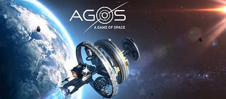 AGOS: A Game of Space by Ubisoft Mumbai logo