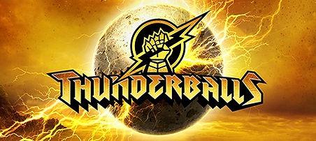 Thunderballs by Megafauna logo