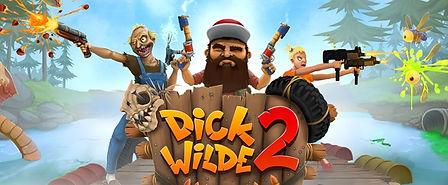 Dick Wilde 2 by Bolverk Games Logo