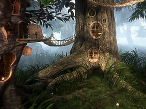 Gnomes and Goblins by WEVR for Vive & Rift