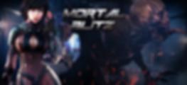 Mortal Blitz by Skonec Entertainment logo