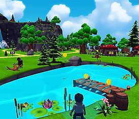 Mervils A VR Adventure by ViruviusVR for PSVR, Vive & Rift