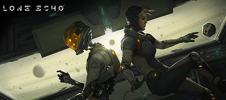 Lone Echo by Ready at Dawn Logo