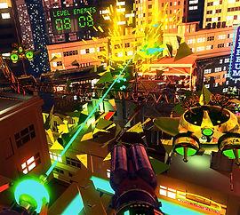 Jeeboman by Futuretown for HTC Vive