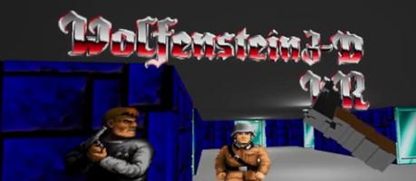 Wolfenstein 3D VR by Further Beyond logo