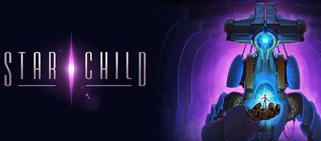 Star Child logo by Playful for PSVR