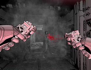 Dimension Hunter for Vive, Rift and PSVR
