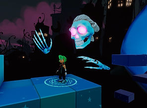 Carly and the Reaperman by Odd Raven Studios for the Oculus Quest 2 and Oculus Quest platforms