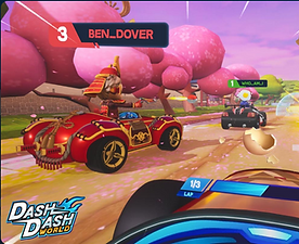 Dash Dash World VR by Motion X Studio for the Oculus Quest