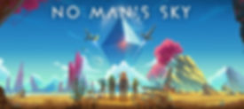 No Man's Sky VR by Hello Games logo