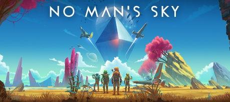 No Man's Sky VR by Hello Games logo