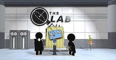 Robot Repair (The Lab) by Valve logo