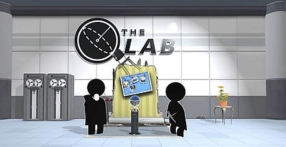 The Lab by Valve for HTC Vive & Oculus Rift logo
