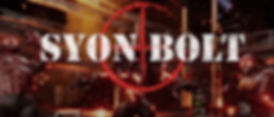 Syon Bolt by Red Crack Studios logo