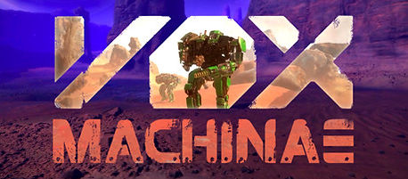 Vox Machinae by Space Bullet logo