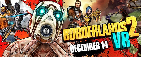Borderlands 2 VR by Gearbox Software logo