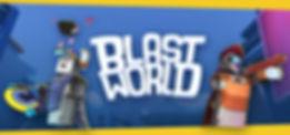 Blastworld by Hipfire Games logo