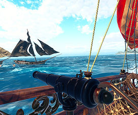 Furious Seas by Future Immersive for the HTC Vive and Oculus Rift