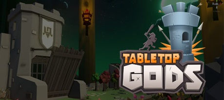 Tabletop Gods by Ghost Fish Games logo