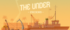 The Under Presents by Tender Claws logo