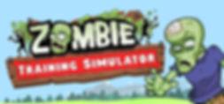 Zombie Training Simulator by Acceloroto Inc logo