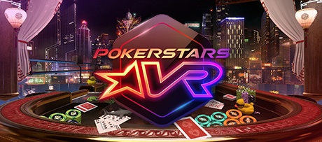 Poker Stars VR logo by Lucky VR Inc.