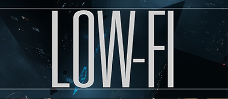 Low-FI by IRIS VR logo