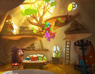 Henry by Oculus Story Studio for the Oculus Rift and Oculus Go