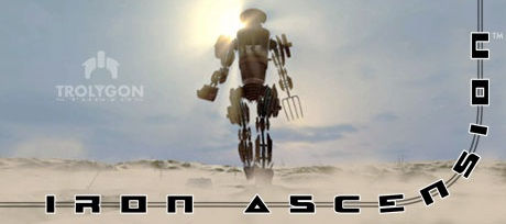 Iron Ascension by Trolygon Studios logo