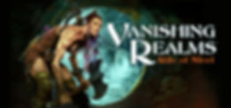 Vanishing Realms by Indimo Labs logo