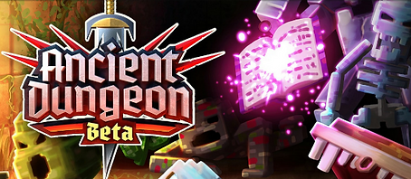 Ancient Dungeon Beta by Eric Thullen logo