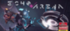 Echo Arena logo by Ready at Dawn for the Oculus Rift