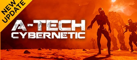 A-Tech Cybernetic by XREAL Games logo