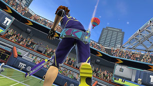 VR Tennis Online by COLOPL for the Oculus Rift