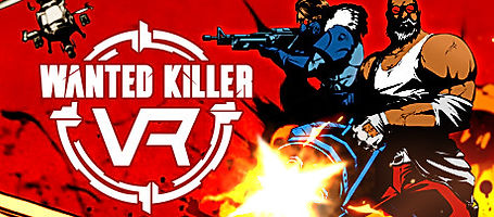 Wanted Killer VR by Playsnak logo