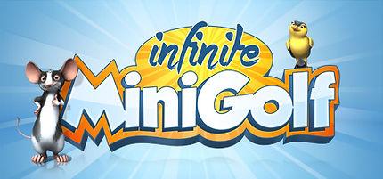 Infinite MiniGolf by Zen Studios logo